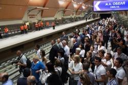 София вече има 31 км подземна железница с 27 метростанции