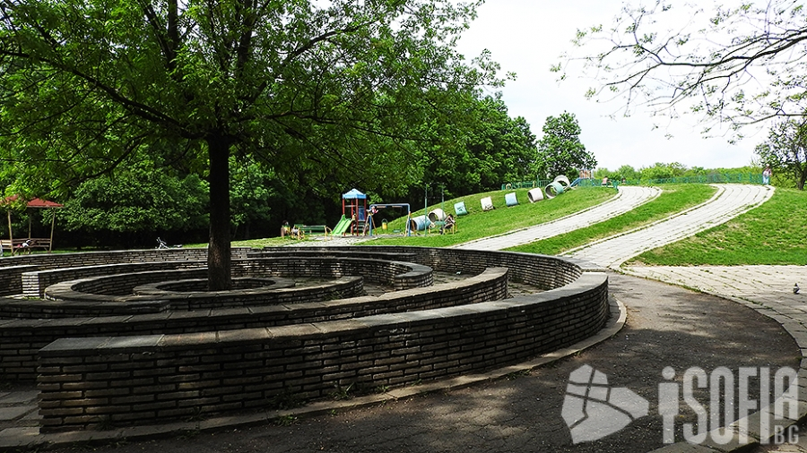 Park Severen North Park Otdih I Razvlecheniya V Sofiya